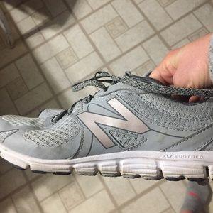 Women's New Balance running shoes size 8.5
